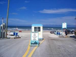 Silver Beach Entry