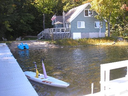 Bellaire, Michigan Beach Rentals