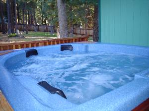 New Family Size Spa