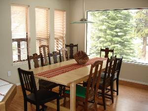Dining Rm. /Windows