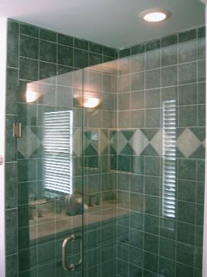 Master shower #1