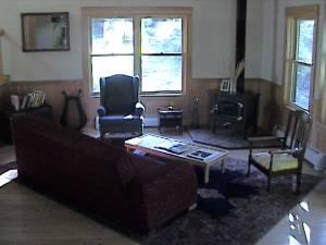 Interior Cabin 4