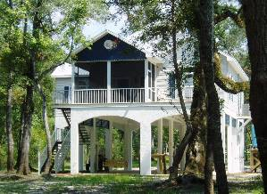 Florida North Central Beach Rentals