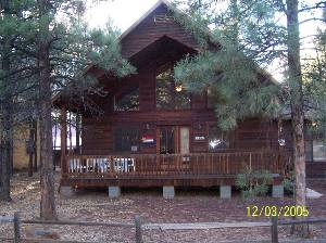 Chalet in the Pines!