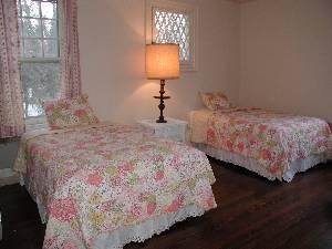 2 of 5 bedrooms