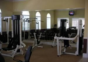 Modern Onsite Gym