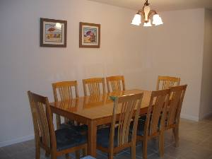 Dining Area - Top