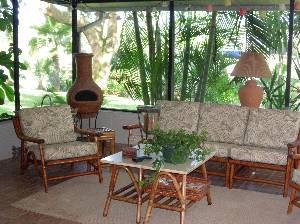 Screened Lanai