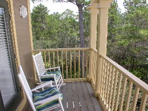 Porch Master bedroom