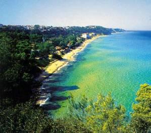 Palini beach