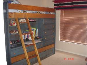 Kids Bunk Room.