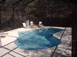 Private Heated Pool