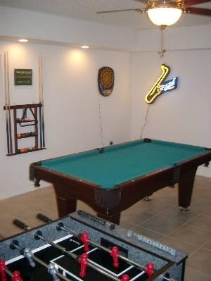 private gameroom