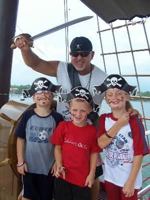 The Pirate Cruise