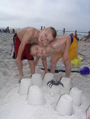 Like to built castle