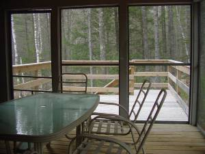 Screened Porch/Deck