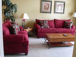 New Living Room Set!