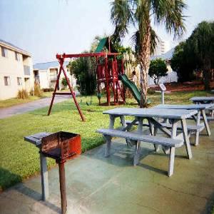 Picnic, playground