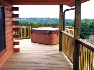 Your Hot Tub Awaits