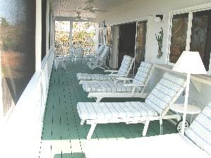 Beach Side Porch