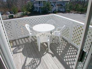 Outside Sunning Deck