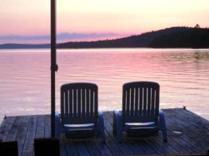 Maine Kennebec Moose River Valley Vacation Rentals
